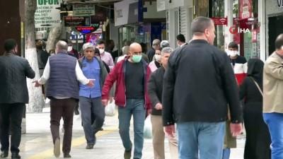 """Vali Aydın Baruş'tan Malatyalılara çağrı:""""Pazar günü sokak ve caddeleri yaşlılarımıza bırakalım"""""""