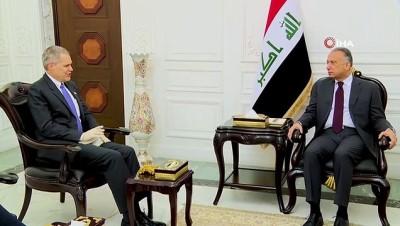 """- Irak Başbakanı El-Kazimi: """"Topraklarımız hesaplaşma sahası olmayacak"""""""