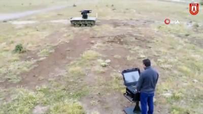 """Savunma Sanayii Başkanı Demir: """"Mehmetçiğe robot yardımcılar geliyor"""""""
