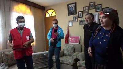 ogretmenlik -  Şehit Arda Can'ın annesini ağlatan ziyaret