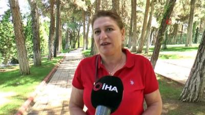 seyahat yasagi -  Gaziantep Hayvanat Bahçesi 2.5 ay sonra kapılarını ziyaretçilere açtı