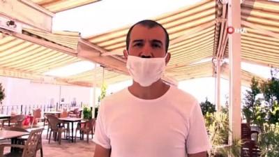 Mardin'de kısıtlamanın kalktı, işletmeler müşterilerine kavuştu
