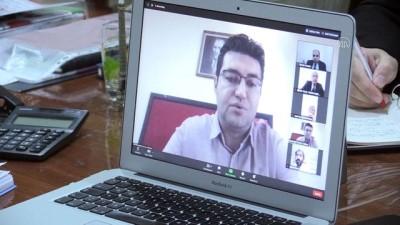 Özbekistan'daki iş imkanları Türk iş adamlarına online tanıtıldı - TAŞKENT