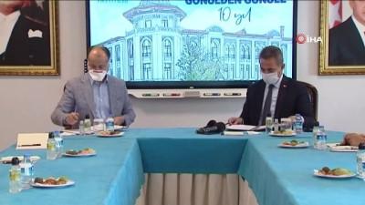 Yunus Emre Enstitüsü ve Mamak Belediyesi protokol imzaladı