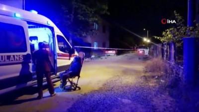 saglik personeli - Psikolojik sorunları olan kişi önce annesini, ardından 2 bekçi ve 1 polisi vurdu
