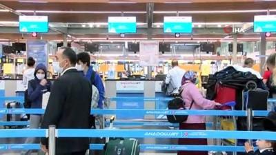 caga -  Sabiha Gökçen Havalimanı'nda yurt dışı uçuşlar başladı