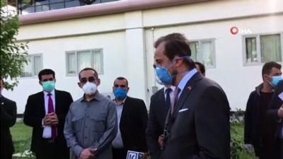 - Türkiye'den Afganistan'a tıbbi yardım - Yardım malzemeleri Afganistan'a ulaştı