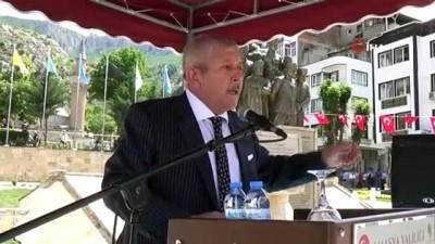 siyasi partiler -  Amasya Uluslararası Atatürk Kültür ve Sanat Festivali