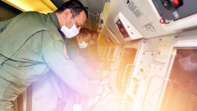 Hava ve Deniz Kuvvetleri'nden Akdeniz'de Açık Deniz Eğitimi