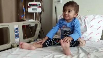 Küçük Nihat'a babası iliğiyle 'umut' olacak - ANTALYA