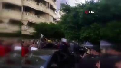 televizyon -  - Lübnan'da Türkiye'ye hakaret eden televizyon kanalı protesto edildi