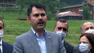 """osmanpasa -  Bakan Murat Kurum: """"Haliç'teki görüntüler hepimizin içini sızlatıyor"""""""