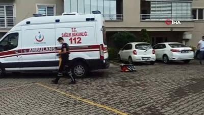 Bursa'da kadın cinayeti...Tekel bayi işleten adam eşini sırtından bıçaklayarak öldürdü