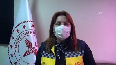 Koronavirüs tespitine yönelik 'Toplum Tarama Çalışması' başladı - BURSA
