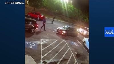 ABD: Polisin siyahi Rayshard Brooks'u öldürdüğü Atlanta karıştı, emniyet müdürü istifa etti