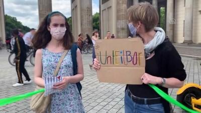 Almanya'da ırkçılık ve sosyal adaletsizlik protesto edildi - BERLİN