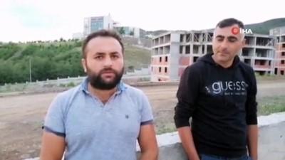 osmanpasa -   Balkondan düşen çocuk ağır yaralandı