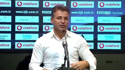 Beşiktaş - Fraport TAV Antalyaspor maçının ardından - İSTANBUL