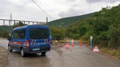 Bir sokak karantinaya alındı - KOCAELİ