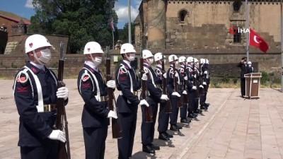 Jandarma teşkilatının 181'nci kuruluş yıldönümü