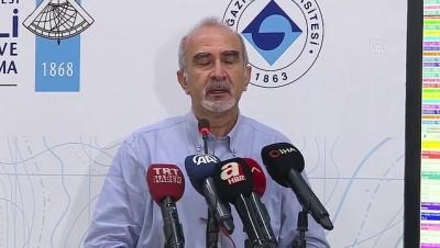 Kandilli Rasathanesi'nden Bingöl'deki depreme ilişkin açıklama - Prof. Dr. Ali Pınar ve Dr. Doğan Kalafat - İSTANBUL