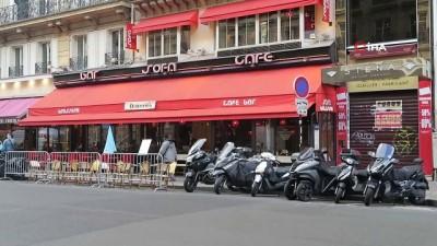 - Fransa'da kafe ve restoranlar tamamen açıldı