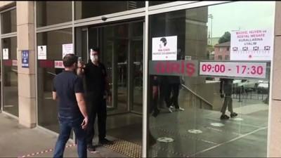 adliye binasi - İstanbul Adliyesi'nde 'normalleşme' kalabalığı