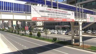 Mardin'de Kovid-19 sürecinde vatandaşlara 3 dilde destek
