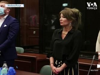 Rusya'da Casuslukla Suçlanan Amerikalı'ya 16 Yıl Hapis Cezası