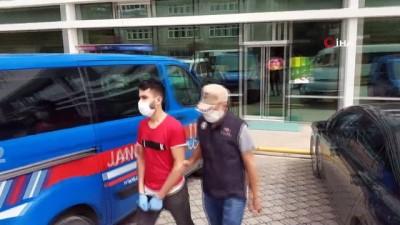 Samsun'da DEAŞ şüphelisi 8 yabancının gözaltı süresi uzatıldı
