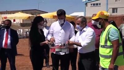 tekstil fabrikasi -  Tunceli'de 400 kişiye istihdam sağlayacak yeni yatırım
