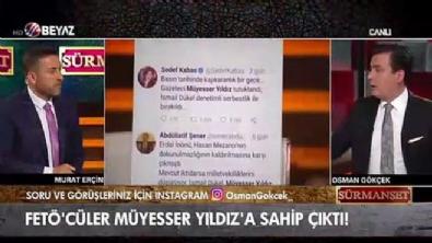 osman gokcek - Bilindik cenahtan Müyesser Yıldız'a destek mesajları!