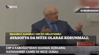 osman gokcek - CHP'li Kabaoğlu'ndan skandal açıklama!
