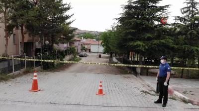 saglik personeli -  İzmir'den asker uğurlamasına geldi, 14 ev karantinada