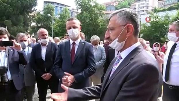 bir ayrilik -  Mülkiye Başmüfettişliği'ne atanan Vali Bektaş, Zonguldak'tan ayrıldı