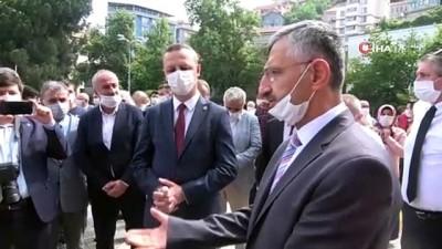 Mülkiye Başmüfettişliği'ne atanan Vali Bektaş, Zonguldak'tan ayrıldı