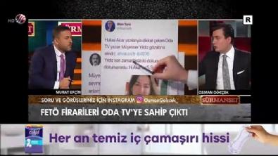 osman gokcek - Müyesser Yıldız'a FETÖ'cüler sahip çıktı!