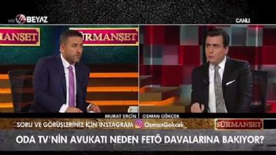 osman gokcek - Oda TV'nin avukatı hangi işlere bakıyor?