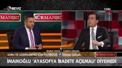 osman gokcek - Osman Gökçek; 'Allah'tan hükümet İmamoğlu'na sormuyor!'