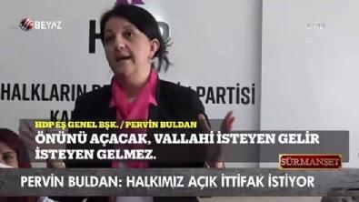 osman gokcek - Pelvin Buldan'dan ittifak itirafı!