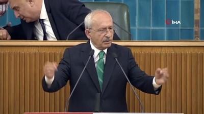 """CHP Genel Başkanı Kemal Kılıçdaroğlu: """"Milletin vekilini millet seçerse uzlaşma kültürü gelişecek, yürütme organı TBMM'ye hesap verir konuma gelecektir"""""""