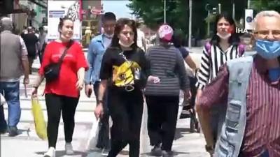 Edirne'de vaka sayısı arttı, camilerden anonslar yapıldı