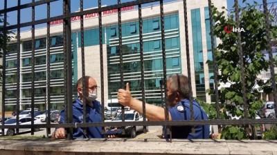 pompali tufek -  Samsun Adliyesi yanında pompalı tüfekle ateş açıldı