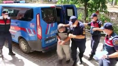 Yengesini öldüren katil zanlısı tutuklandı