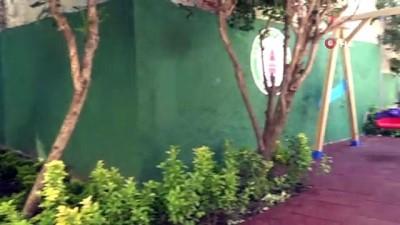 basketbol -  Beyoğlu mahalle bahçelerine kavuşuyor