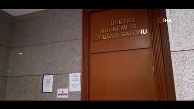 memur -  İstanbul Adalet Sarayı'nda bir mahkeme karantinaya alındı