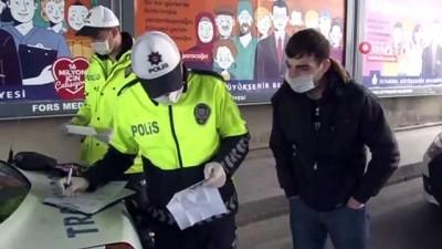 İstanbul'da 31 binden fazla kişiye 620 milyon lira para cezası uygulandı