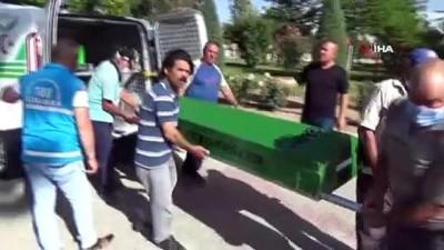 nayet zanlisi -  Öldürülen Afgan uyruklu çoban, kimsesizler mezarlığına defnedildi