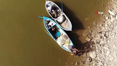 Denizi olmayan ilden balık ihraç ediyorlar
