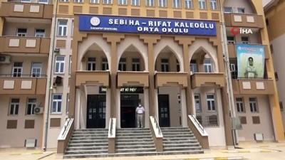 salar -  Gaziantep'te okullar LGS sınavına hazır